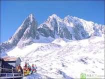 玉龙雪山风景区